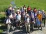 Alpenwanderung im Großen Walsertal