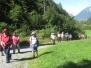 Eine Kneippwanderung ins Klostertal