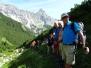 Panoramawanderung Rätikon - vom Rellstal zum Lünersee