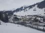 Winterwanderung am Arlberg