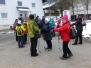 Winterwanderung von der Fluh ob Bregenz – Ringelberg zum Pfänder